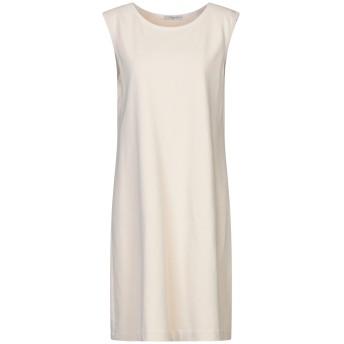 《セール開催中》CIRCOLO 1901 レディース ミニワンピース&ドレス ベージュ 48 コットン 92% / ポリウレタン 8%
