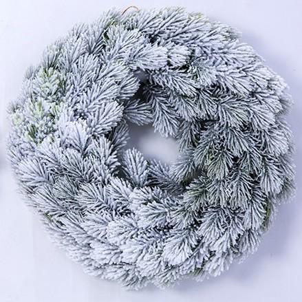 《NOEL》最新商品-諾貝松雪圈-聖誕佈置必備