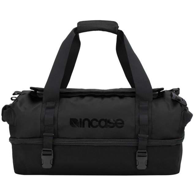 [インケース] INCASE TRACTO Split Duffel S 40L (Black) [並行輸入品]