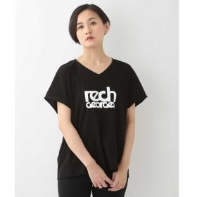[マルイ] 【洗濯機OK】ロゴVネックTシャツ/ジョルジュ・レッシュ(GEORGES RECH)