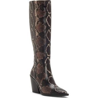 [ヴィンスカムート] レディース ブーツ&レインブーツ Gravana Knee High Boot (Wom [並行輸入品]