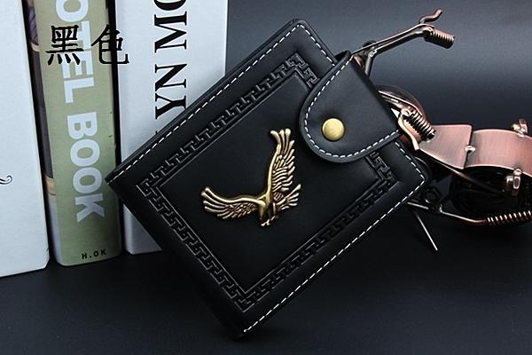 英倫風男生手包男士短款錢包 創意印花帆布男式多卡位錢夾 男款皮夾 零錢夾 復古休閒牛仔布短夾