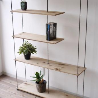 wood iron shelf 1275910225