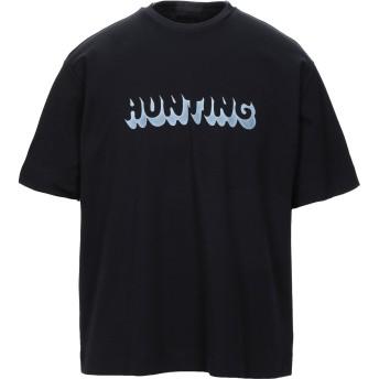 《セール開催中》DIESEL BLACK GOLD メンズ T シャツ ブラック S コットン 100%