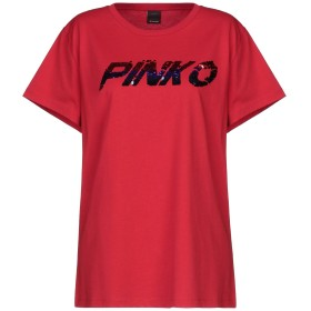 《セール開催中》PINKO レディース T シャツ レッド XS コットン 100%