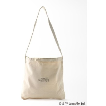 BOICE FROM BAYCREW'S 【STARWARS COLLECTION】A NEW HOPE TOTE BAG ホワイト フリー