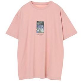【E hyphen world gallery:トップス】Canvaslist Tシャツ
