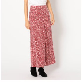 【FREDY & GLOSTER:スカート】花柄ロングスカート