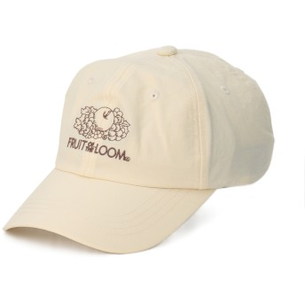 FRUIT OF THE LOOM フルーツオブザルーム FTL ONIBEGIE LOW CAP キャップ,ホワイト