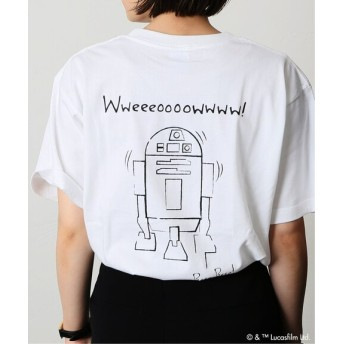 BOICE FROM BAYCREW'S 【STARWARS COLLECTION]】S/S TEE ホワイト C S