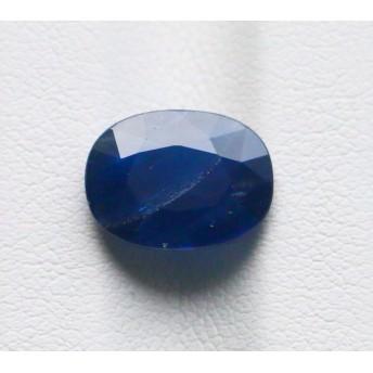 天然石*ブルーサファイア オーバル ルース 3.9 ct