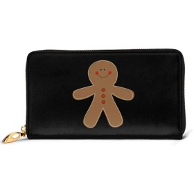 メリークリスマス レディース 財布 カワイイ 長財布 カード 本革 大容量 12枚 磁気防止 ギフトボックス付き