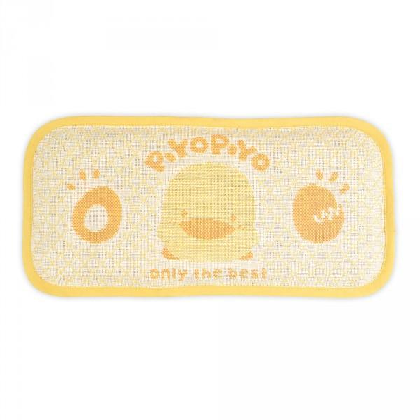 黃色小鴨 Piyo Piyo - 嬰幼兒亞草枕頭(黃色小鴨官方直營)