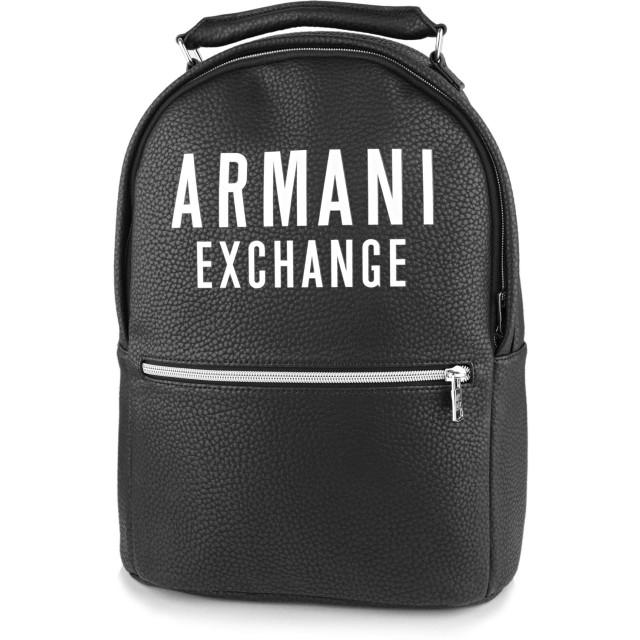 AX ARMANI EXCHANGE(アルマーニ エクスチェンジ) リュックサック 952177 9A024 00020 アルマーニエクスチェンジ ブラック 黒 [並行輸入品]