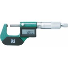 SK デジタル外側マイクロメータ (1台) 品番:MCD130-25