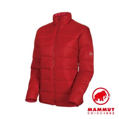 【Mammut 長毛象】Whitehorn 羽絨外套 紅/紅 女款 #1013-01070