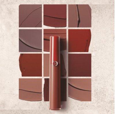 【415現貨】Giorgio Armani 奢華絲絨訂製唇萃 紅管 #200 楓葉色 亞曼尼 Armani