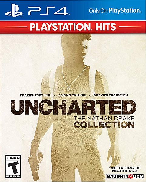 PS4 秘境探險:奈森‧德瑞克合輯(中文版)Hits