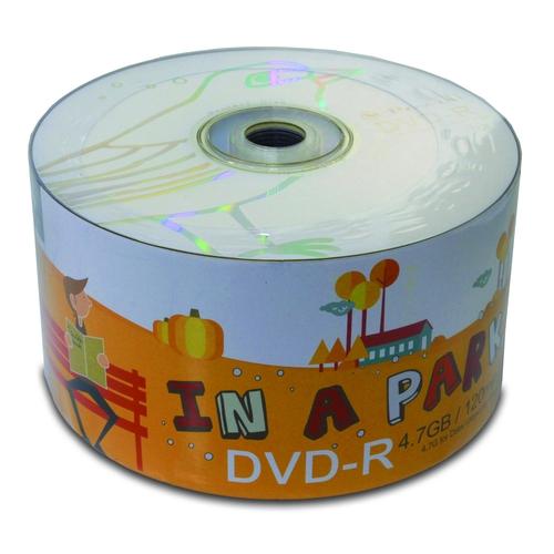 e-Power 16X DVD-R 4.7G 布穀鳥 50片