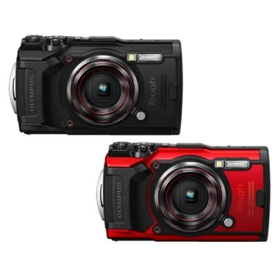 OLYMPUS Tough TG-6 輕便數碼 防水相機