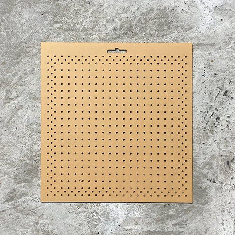 刺子綉點陣模板 可畫0.5CM和1CM網格 描點定位繪圖模板 透明刺綉
