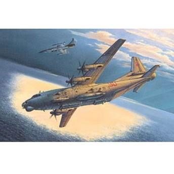 ローデン 【再生産】1/72 露・アントノフ An-12BK-PPS 電子戦型【072T046】プラモデル 【返品種別B】