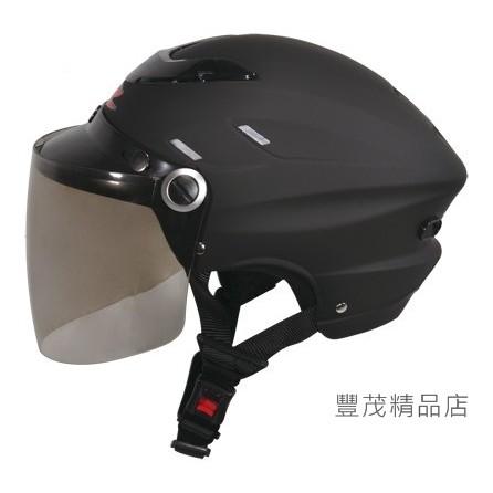 ✅限時特賣✅ ZEUS 瑞獅 ZS-125A 125A 雪帽 半罩 安全帽 透氣涼爽款 蜂巢內襯可拆洗
