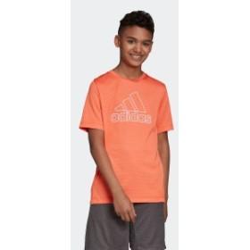 【公式】アディダス adidas アウトレット商品 クライマチル Tシャツ キッズ/子供用 ボーイズ ジム・トレーニング ウェア トップス Tシャ