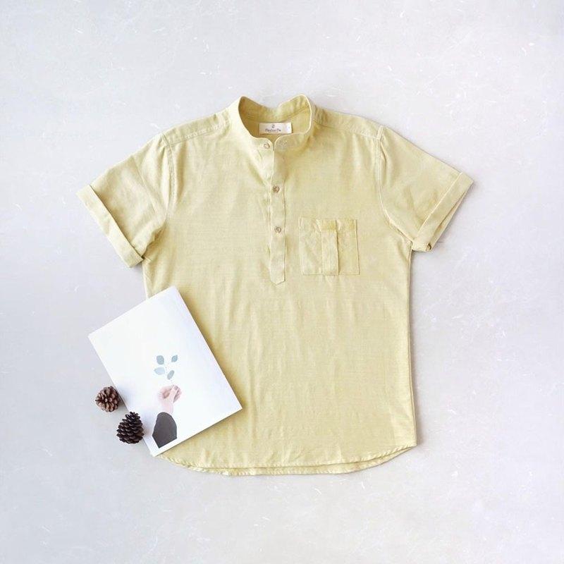 可愛的陽光男人手工編織棉100%,天然染色