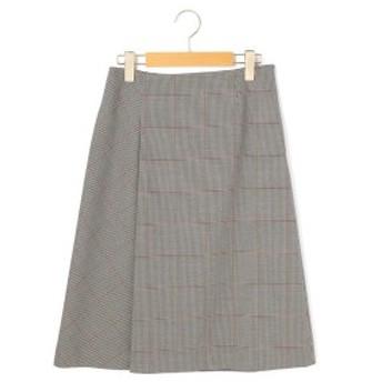 キース(KEITH)/グレンチェックストレッチ スカート