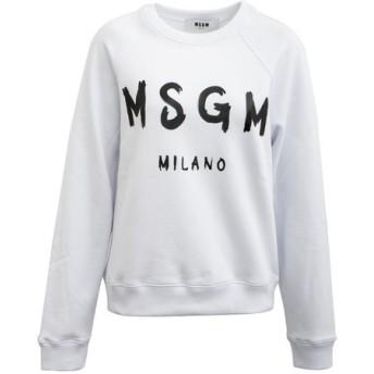 MSGM エムエスジーエム ロゴ スウェットシャツ トレーナー トップス 新品;