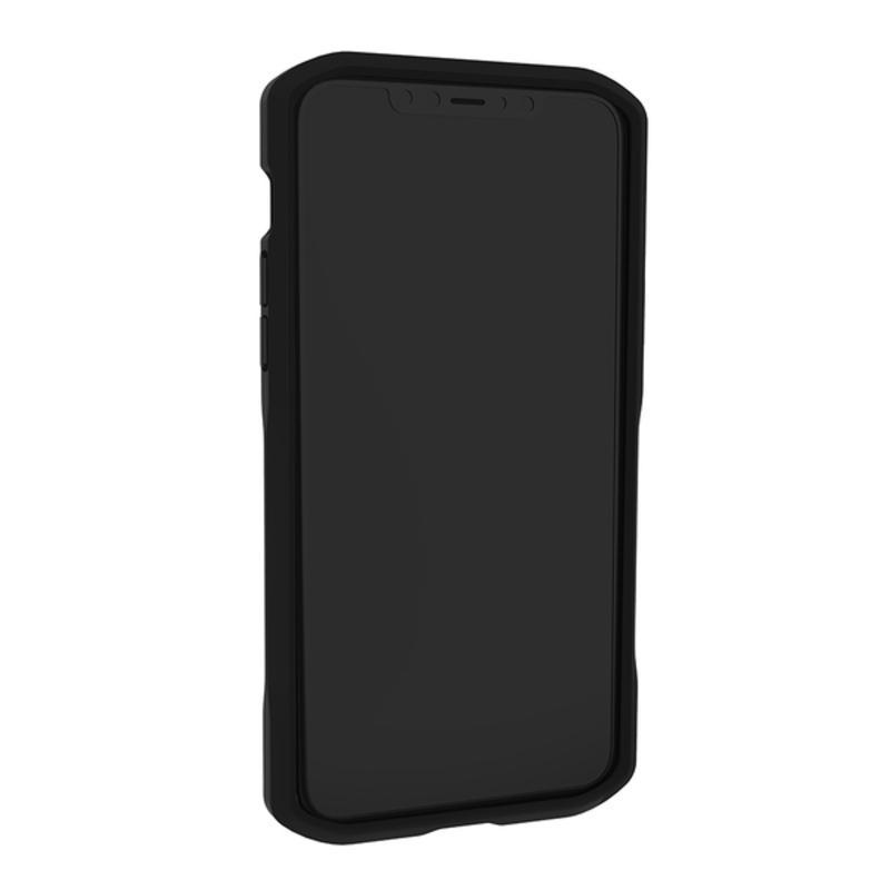 iPhone 11 Pro Shadow 流線手感軍規殼 - 醇黑