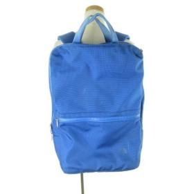 【中古】ザノースフェイス THE NORTH FACE シャトルデイパック バックパック リュックサック NM81212 ブルー サイズ46x29x14cm 容量20L 青 ブルー 鞄 メンズ