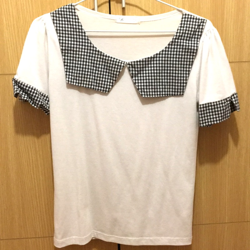 降‼️水手服T-shirt