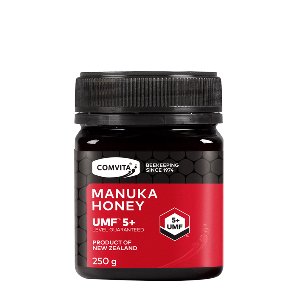 【Comvita 康維他】 UMF5+ 麥蘆卡蜂蜜250g