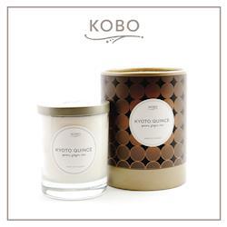 KOBO 美國大豆精油蠟燭 - 京都薔薇 (330g/可燃燒80hr)