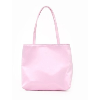 JOURNAL STANDARD L'ESSAGE 【HAI/ハイ】Little Bag:シルクミニバッグ◆ ピンク B フリー