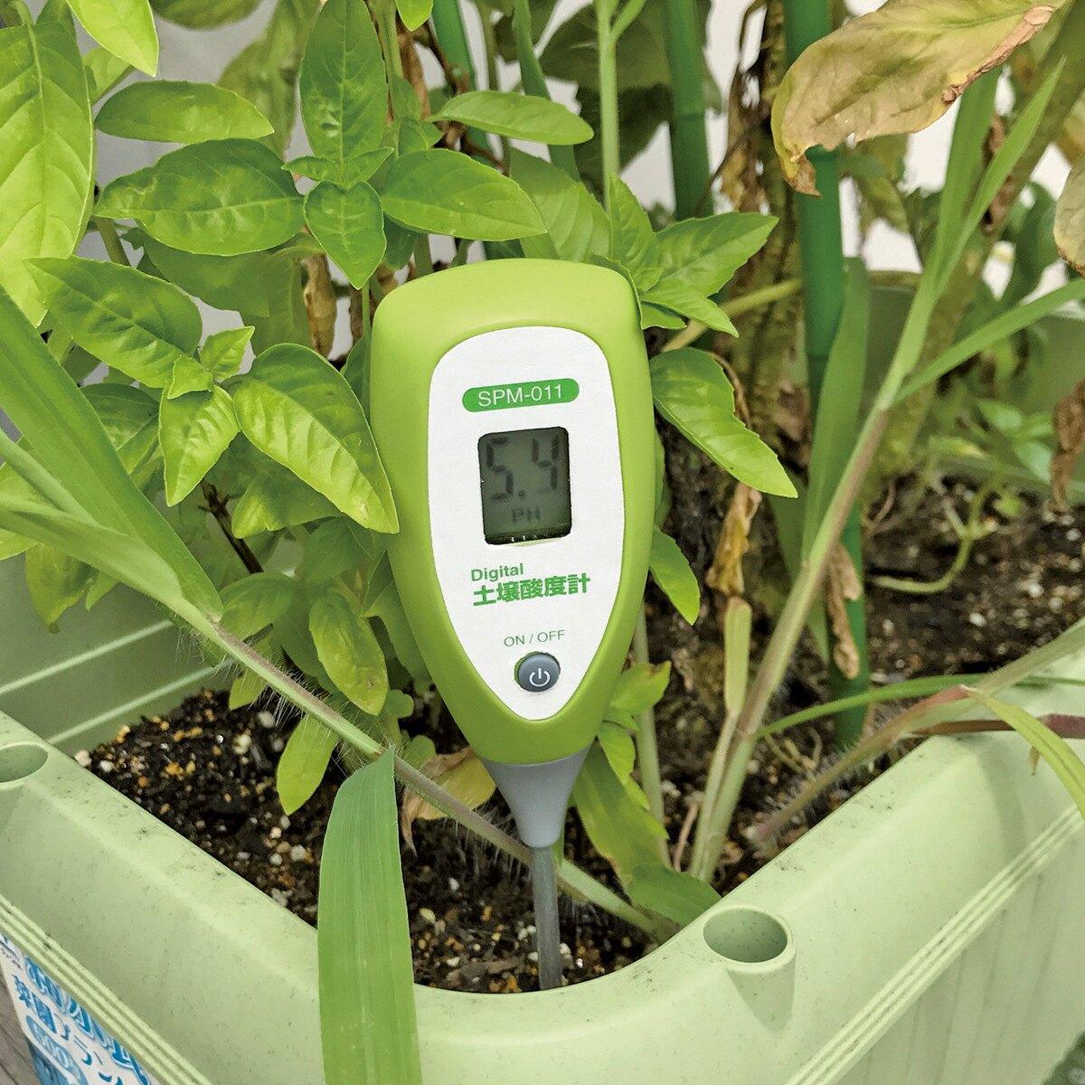 日本高森 SPM-011電子式土壤酸度計