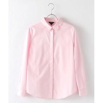 DGBH/ディージービーエイチ ウィメンズ・コットンドレスシャツ ピンク S