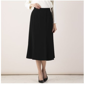 MISSEL/ミゼール 【ブラックフォーマル】縦二重織りスカート【セットアップ対応可】 ブラック 21