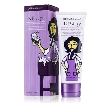 DERMAdoctor 德瑪醫生 KP職務皮膚科醫生配方果酸保濕霜(適合乾性肌膚) KP Duty Dermatologist Formulated AHA Moisturizing Therapy