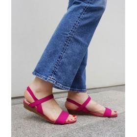 pink adobe/ピンクアドベ <日本製>歩きやすくて、汚れにくい 優秀サンダル チェリーピンク(073) 45(24.5cm)