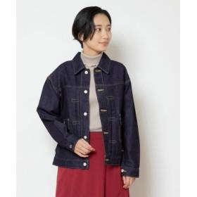 NIMES/ニーム NIMES×Caqu ジャケット インディコ フリー