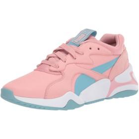 [プーマ] ガールズ NOVAシューズ ブライダルローズ-ミルキーブルー US サイズ: 6 Big Kid カラー: ピンク