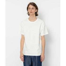 SENSE OF PLACE by URBAN RESEARCH/センスオブプレイス バイ アーバンリサーチ サカリバルーズTシャツ(5分袖) WHITE M