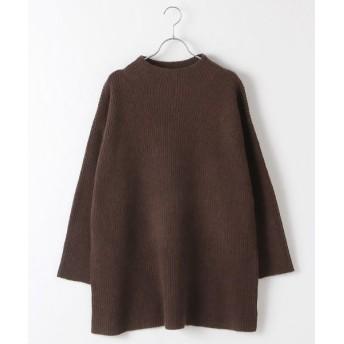 MARcourt/マーコート H/NECK PO brown FREE