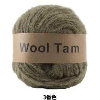 秋冬毛糸 『Wool Tam(ウールタム) 3番色』 DARUMA ダルマ