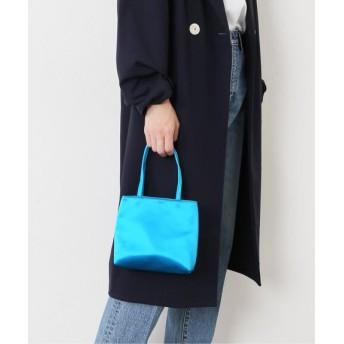 JOURNAL STANDARD L'ESSAGE 【HAI/ハイ】Little Bag:シルクミニバッグ◆ ブルー A フリー
