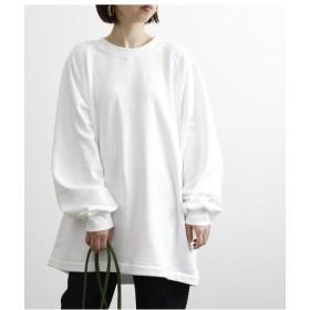 ADAM ET ROPE'/アダム エ ロペ 【WEB限定】久米繊維コラボスウェット ホワイト(10) F