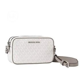[マイケルコース] MICHAEL KORS バッグ(ショルダーバッグ) 35S9SI7M1B ブライトホワイト コニー シグネチャー スモール カメラバッグ レディース [アウトレット品] [ブランド] [並行輸入品]